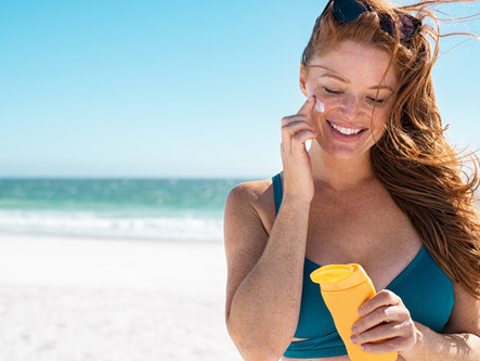 When the Wall of Sunscreens Looks Overwhelming, Use This Guide