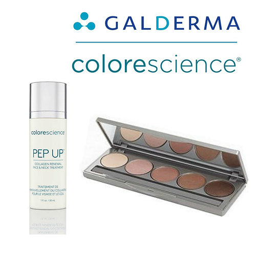 2 Fillers + Colorescience Gift