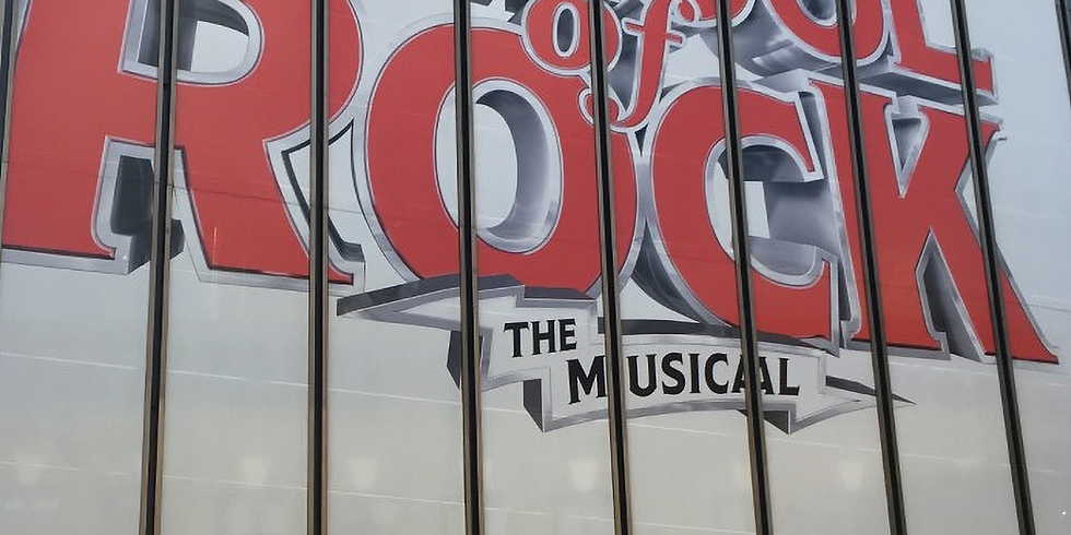 Win £89 tickets to West End hit musical: School of Rock!! RAFFLE - £5. Closes Fri. 22nd Nov.