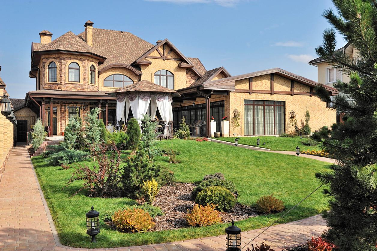 Реализация «американского» дома Mrs. Valentina