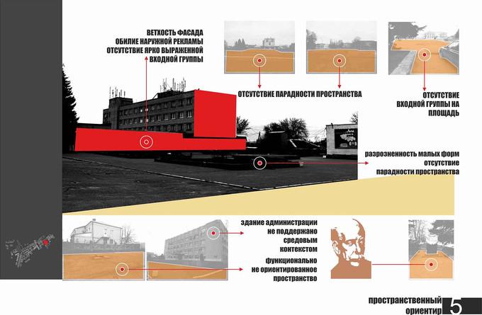 проект реновации улицы Ленинав городе МИЛЛЕРОВО