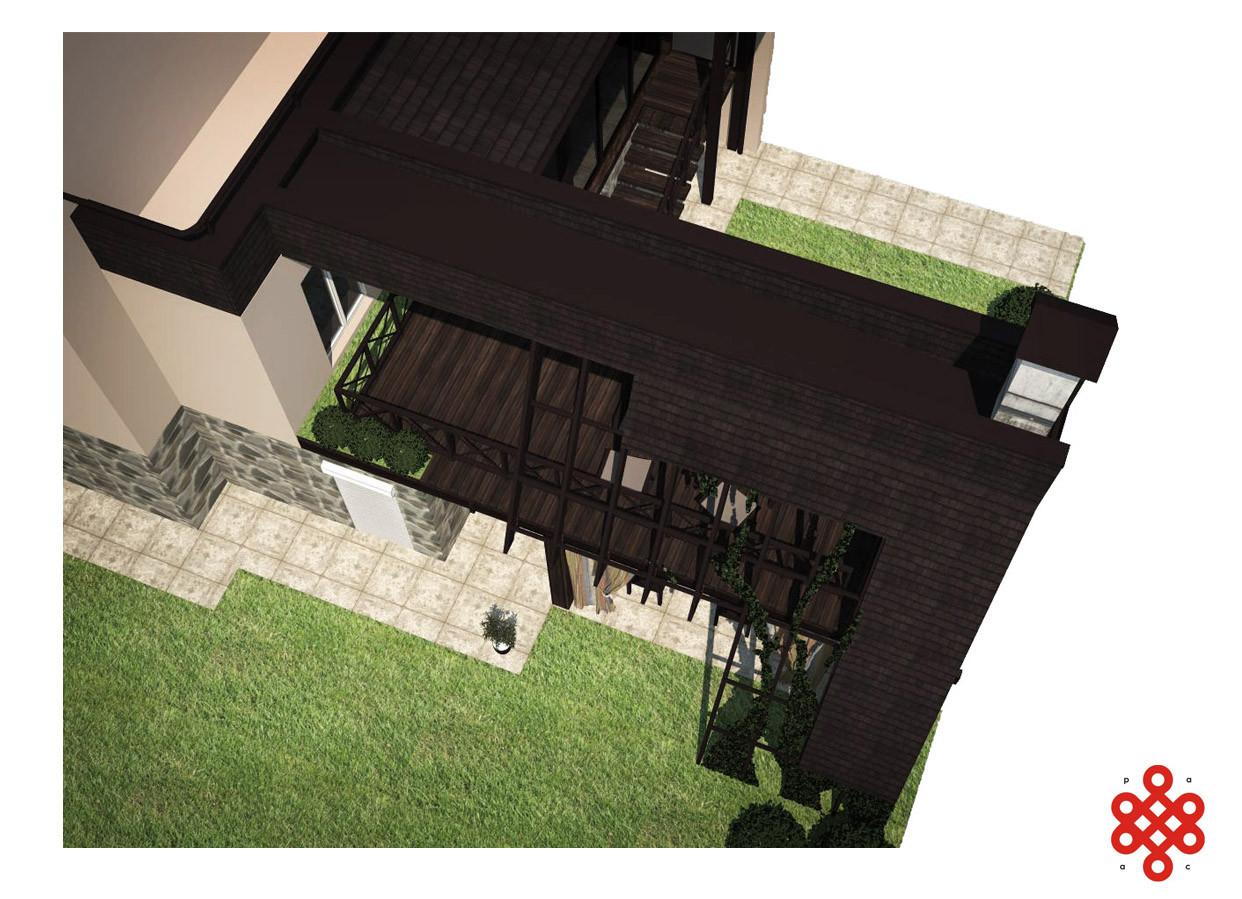Проект летней террасы