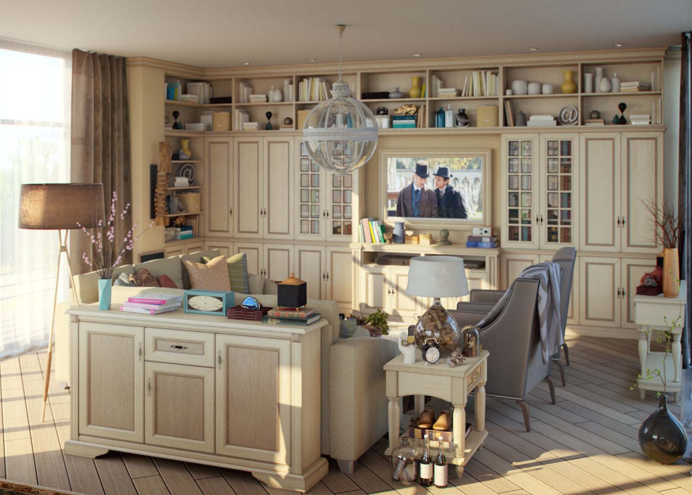 Дизайн-проект частного дома FLY