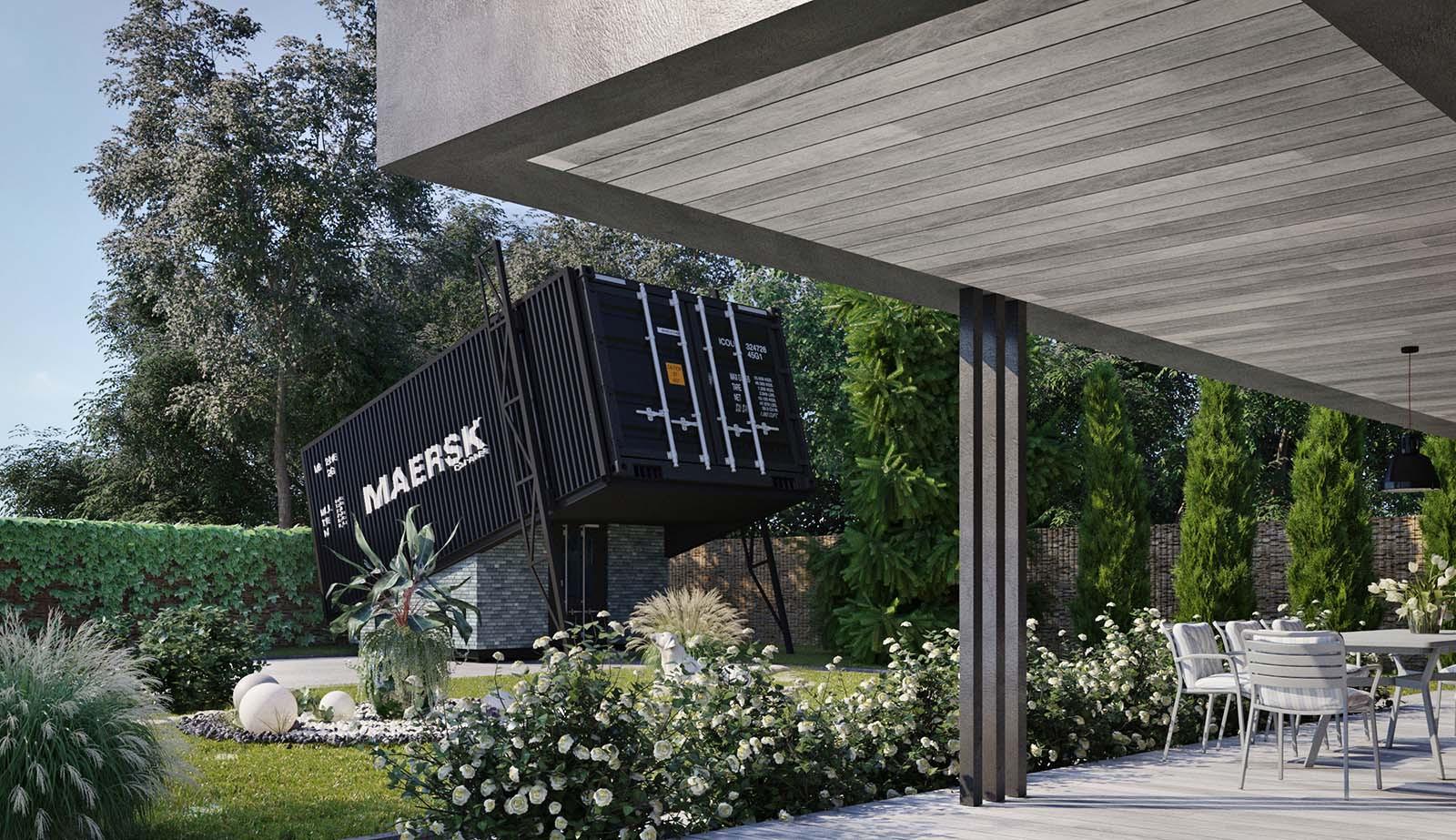 Проект котельной для частного дома 100+