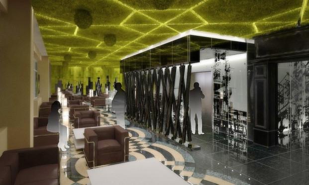 дизайн-проект интерьеров административного здания