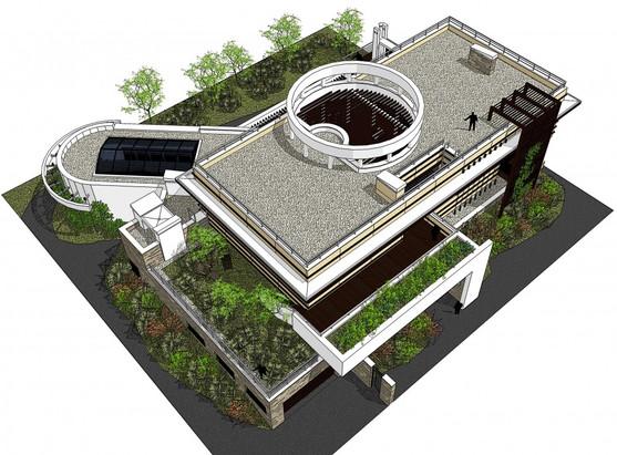 проект частного дома OXYGEN