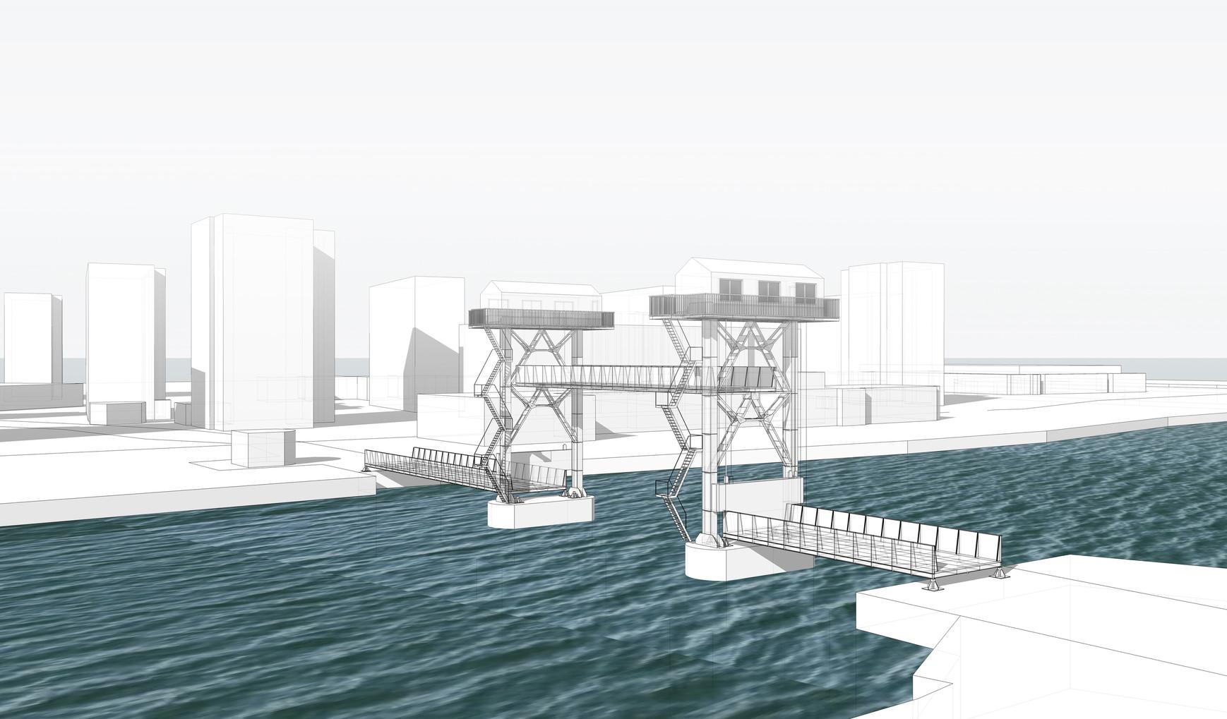 концепция музея мирового океана на реке Преголи