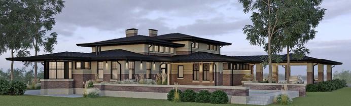 проект частного дома FRANK II