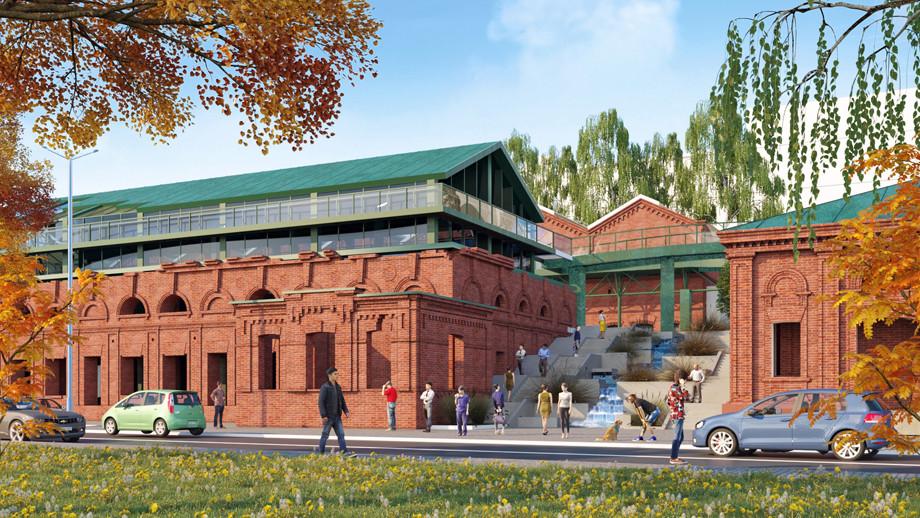 концепция детского образовательного центра эстетического развития