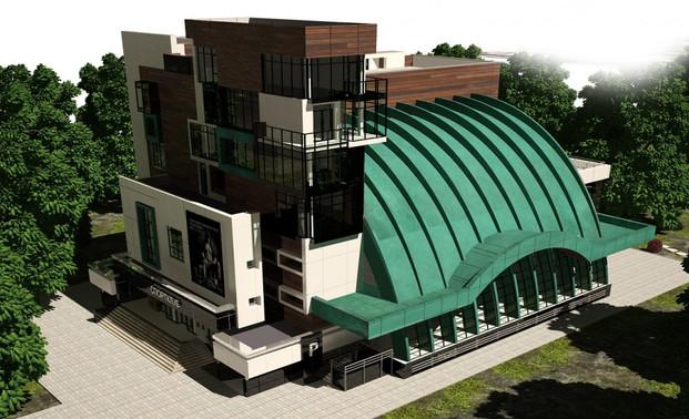 Проект cпортивно-развлекательного комплекса в г. Батайске