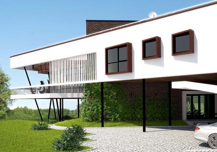 Проект частного дома FLY