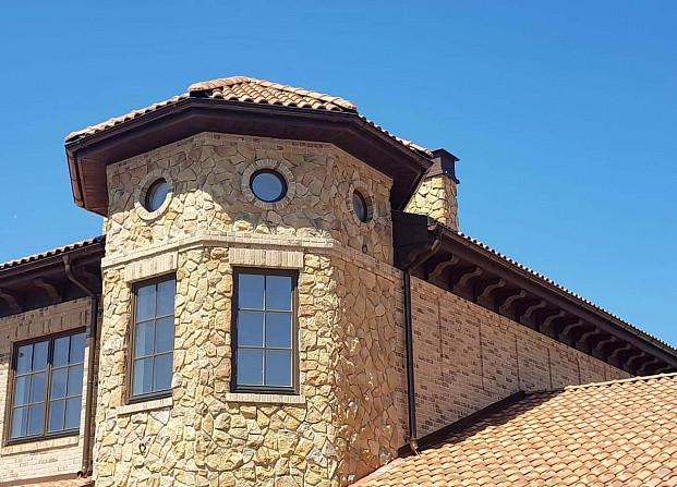 Реализация частного дома в средиземноморском стиле En el Sur