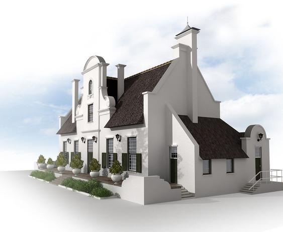 Проект «Петровская баня» в комплексе Old House