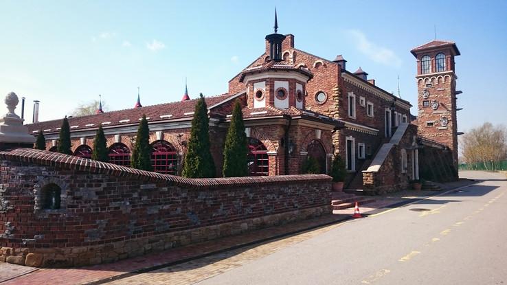 SPA для гостиничного комплекса Old House