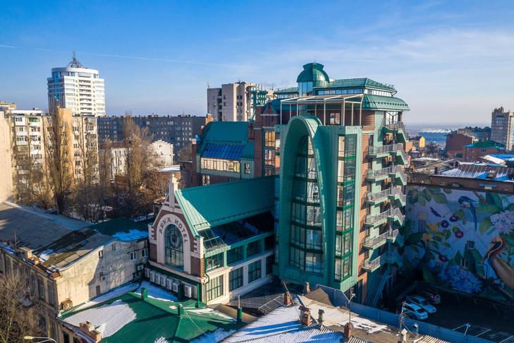 гостиница АЛЬБИОН