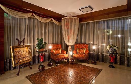 Интерьеры частного дома Yaсht-house Sun-&-Breeze