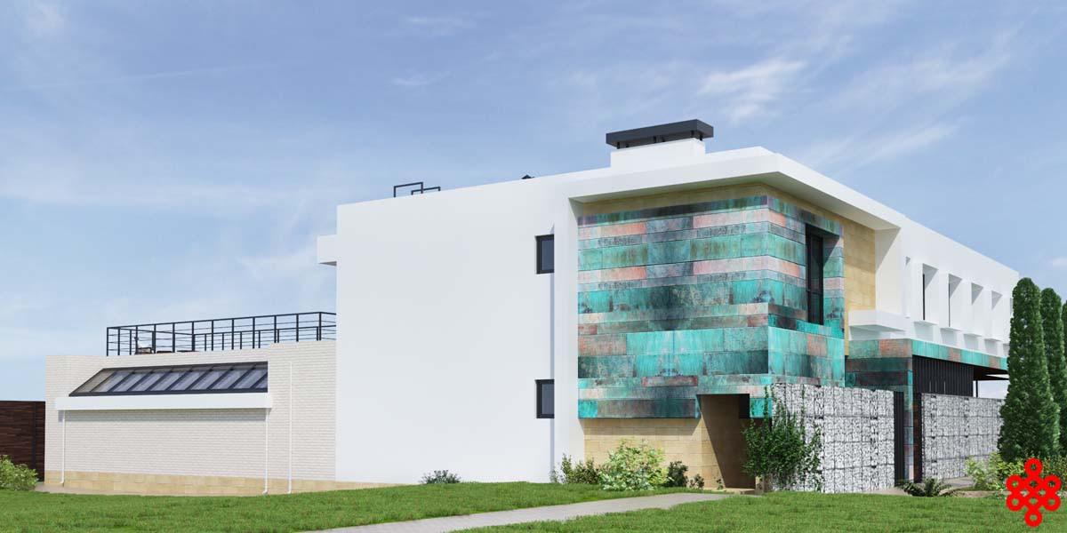 Проект частного дома It's amazing!