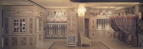 Дизайн-проекты двух магазинов Be-Baby
