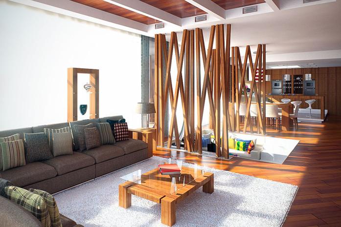 дизайн-проект частного дома Yaсht-house Sun-&-Breeze