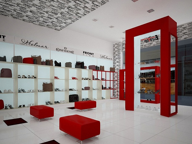Дизайн-проект магазина EuroTop