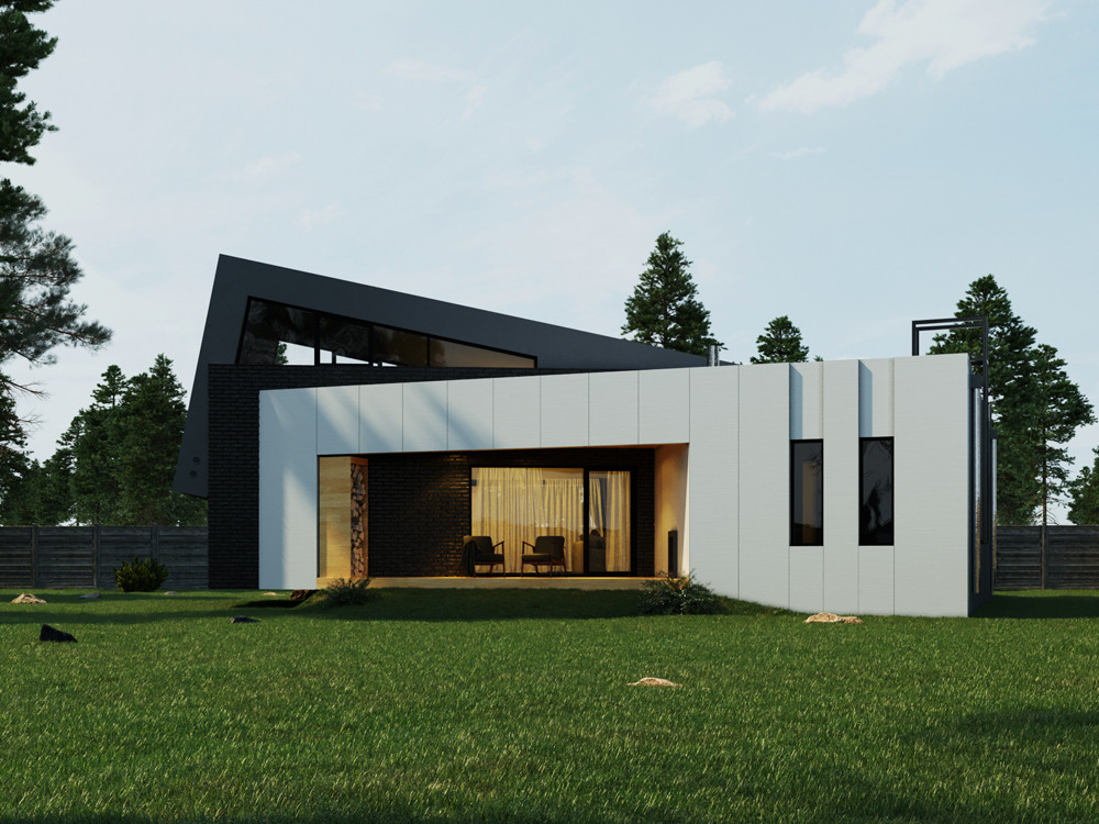проект частного дома HOUSE OF DREAMS