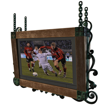 рамка для телевизора разработана АБ Новая РАСА