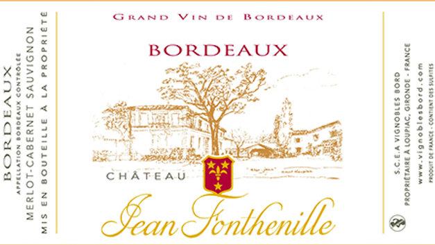Carton de Vin de Bordeaux
