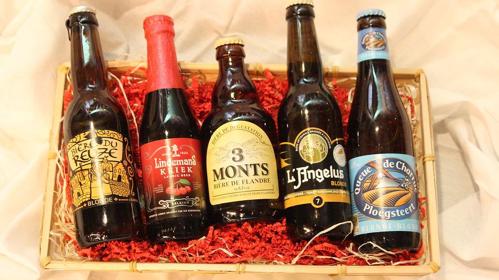 Panier Bières du Nord