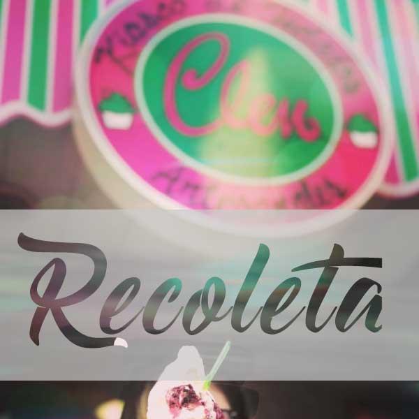 📍Clem Recoleta