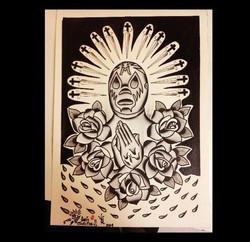 CHRIS SUICIDE Art
