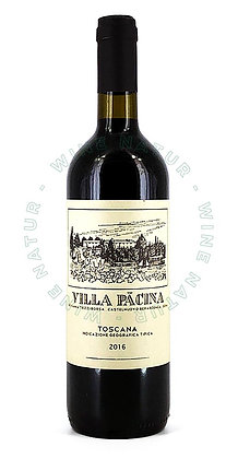 Pacina Villa Pacina Toscana