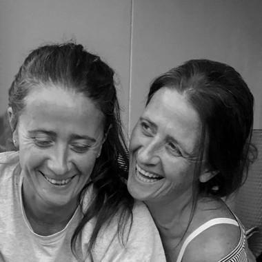 Margherita and Francesca Padovani