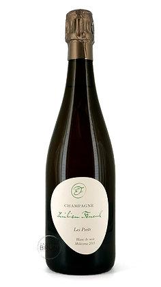 Emilien Feneuil ChampagneLes Puits Premier Cru Millésime 2015 Blanc de Noir - Dosage Zero