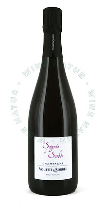 Vouette et Sorbee - Champagne Saignee de Sorbee Rose