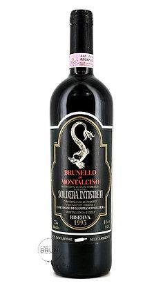 Soldera - Brunello di Montalcino Riserva Intistieti - 1995