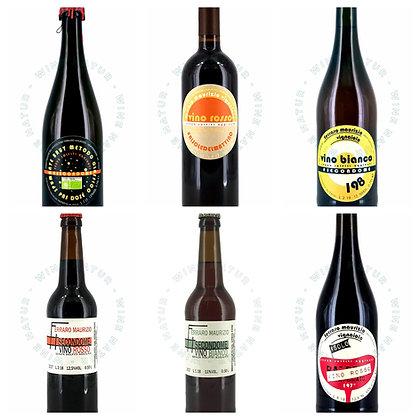 6 Bottles Treasure Box - The Ferraro Taste