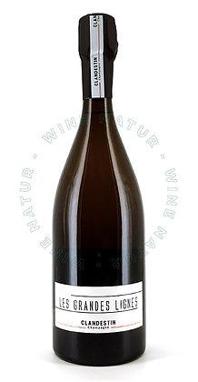 Clandestin Champagne Les Grandes Lignes