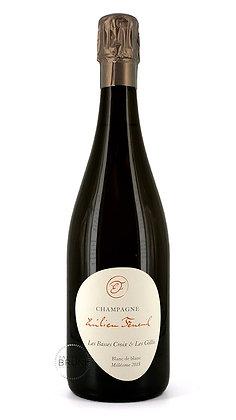 Emilien Feneuil - ChampagneLes Basses Croix & Les GillisPremier Cru Millésime 2015 Blanc de Blanc - Dosage Zero
