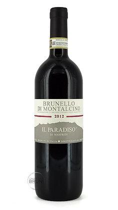 Paradiso di Manfredi - Brunello di Montalcino - 2012