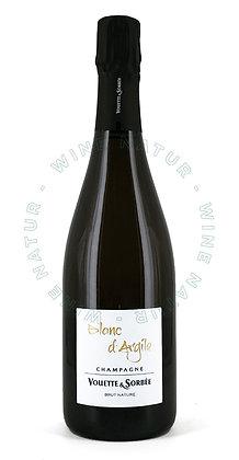 Vouette et Sorbee - Champagne Blanc d'Argile