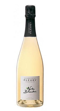 Fleury - Champagne Notes Blanches Brut Nature