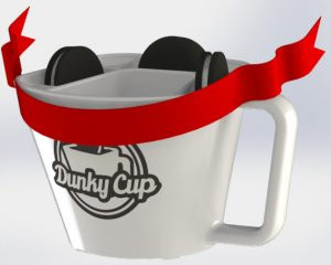 Dunky Cup Reaches Kickstarter Finish Line!