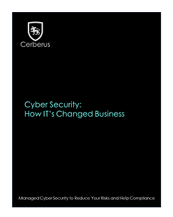 Cyber Security How ITs Changed Guide - W