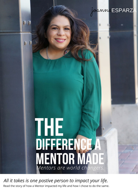 The Difference a Mentor Made