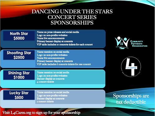 North Star Sponsorship