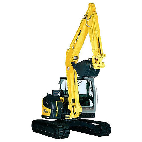 8 Ton Excavator Rate is per hour