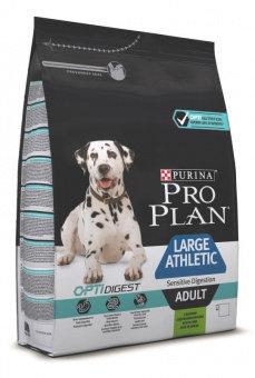 Корм для собак ПРО ПЛАН для взрослых собак крупных