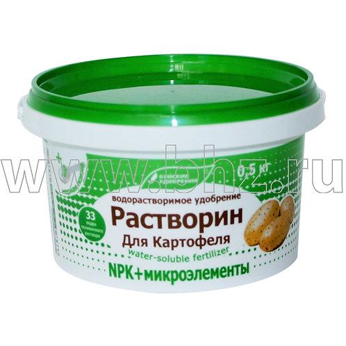 Растворин для картофеля