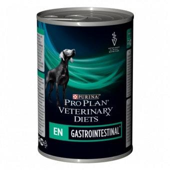 Корм для собак ветеринарная диета при нарушении пищеварения паштет 400 г Ж/Б
