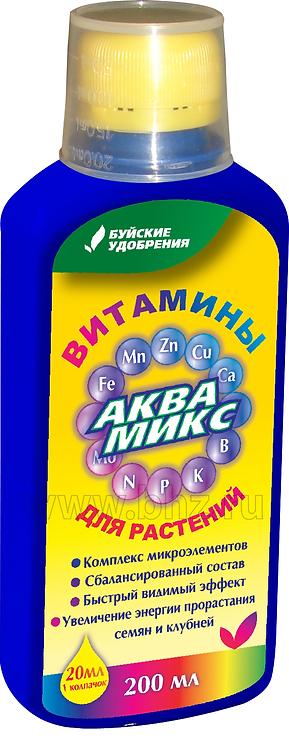 """""""Аквамикс"""" микроэлементный комплекс (жидкий)"""